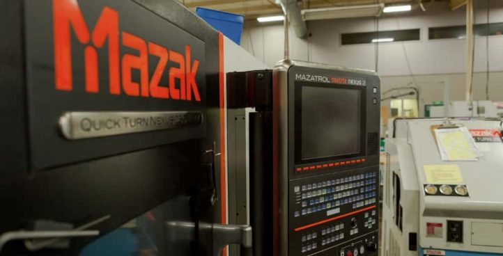 Mazak Turning Centers